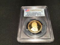 2011S RUTHERFORD HAYES US DOLLAR PF 69DCAM FIRST STRIKE