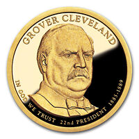 2012-S GROVER CLEVELAND PRESIDENTIAL DOLLAR PROOF 1ST TERM - SKU212005