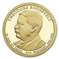 2013-S THEODORE ROOSEVELT PRESIDENTIAL DOLLAR PROOF - SKU212013