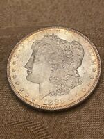 1882 S SAN FRANCISCO $ 1 MORGAN SILVER DOLLAR