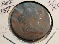 1804 HALF CENT DRAPED BUST  G