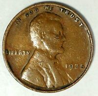 1935-P 1C LINCOLN WHEAT CENT 19TL0302 50 CENTS SHIPPING