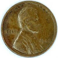 1926-P 1C LINCOLN WHEAT CENT EXTRA FINE  17LOR0709-1 50 CENTS SHIPPING