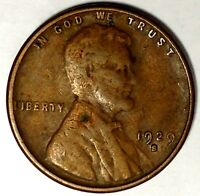 1929-S 1C LINCOLN WHEAT CENT 17SR2811-2 50 CENTS SHIPPING