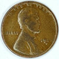 1927-D 1C LINCOLN WHEAT CENT 19LT1114 50 CENTS SHIPPING