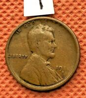 1911-S KEY DATE WHEAT CENT COIN PENNY 1