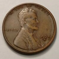 1929 S LINCOLN CENT 6500