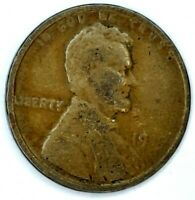 1919-D 1C LINCOLN WHEAT CENT 18RR0705 50 CENTS SHIPPING