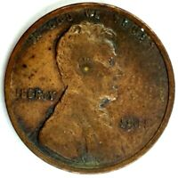 1915-P 1C LINCOLN WHEAT CENT 20LCT0119 50 CENTS SHIPPING