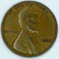 1932-P 1C LINCOLN WHEAT CENT 19LRL0401-3 50 CENTS SHIPPING