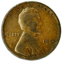 1924-P 1C LINCOLN WHEAT CENT 20RR0213 50 CENTS SHIPPING