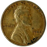 1932-P 1C LINCOLN WHEAT CENT 20OUT0201 50 CENTS SHIPPING