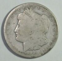 1903-S MORGAN SILVER DOLLAR, ABOUT GOOD CONDITION,  DATE,
