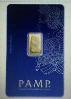 2.5 G  SUISSE PAMP GOLD BAR  BUY NOW  SALE