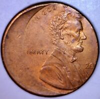 WAY OFF CENTER 20XX DATE LINCOLN MEMORIAL PENNY MAJOR U.S. M