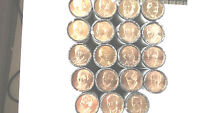 2012  TO 2016 P  PRESIDENTIAL DOLLAR  19 COINS  COMPLETE SET
