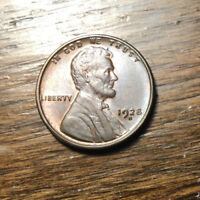 1928-D LINCOLN CENT  CHOICE BROWN UNCIRCULATED