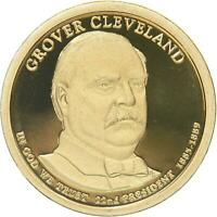 2012 S PRESIDENTIAL DOLLAR CAMEO PROOF GROVER CLEVELAND 1ST TERM 811