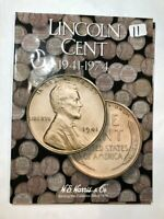 COMPLETE 1941PDS-1958PD 51PC 'BOOK 2' LINCOLN WHEAT SET IN BRAND NEW FOLDER, 11