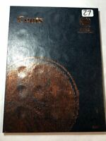 COMPLETE 1941PDS-1958PD 51PC 'BOOK 2' LINCOLN WHEAT SET IN BRAND NEW FOLDER, 27