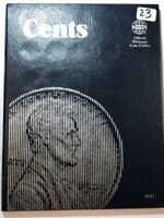 COMPLETE 1941PDS-1958PD 51PC 'BOOK 2' LINCOLN WHEAT SET IN BRAND NEW FOLDER, 23