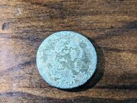 1800 DRAPED BUST, LARGE CENT - 220 YEARS OLD