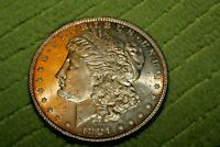 A719,MORGAN SILVER DOLLAR,1881-P VAM-12 DOUBLED 1-1,SELDOM SEEN HIGH GRADE BU