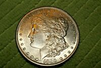 A692,MORGAN SILVER DOLLAR,1890 S VAM 1C,HIGH GRADE GEM BU SELDOM SEEN