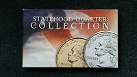 2006 P STATEHOOD QUARTER U.S. MINT SET 5 STATES: NEBRASKA CO