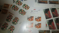 US DISCOUNT POSTAGE 40C TO $1 SELF STICKC STAMPS MNH $35.74