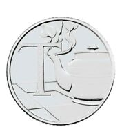 2018 NEW A Z 10P COIN UNCIRCULATED T   TEAPOT