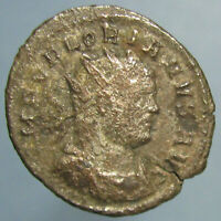 MOSTLY SILVERED FLORIAN ANTONINIANUS   AEQVITAS AVG FROM THE ROME MINT