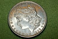 A1180,MORGAN SILVER DOLLAR,1896 P HIGH GRADE BU VAM 12