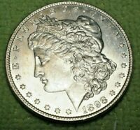 A1139,MORGAN SILVER DOLLAR,1898 P VAM 1B R6 HIGH GRADE