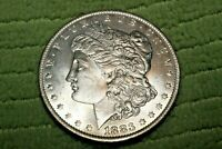 A1296,MORGAN SILVER DOLLAR,1883 O VAM 33 SELDOM SEEN BU R6