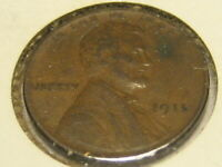 1911-P & 1929-D LINCOLN HEAD CENTS VF