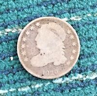 1830 CAPPED BUST SILVER DIME G