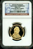 2009-S $1 PRESIDENTIAL DOLLAR WILLIAM H. HARRISON NGC PF69 20UUA0926 $3 SHIPPING