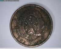 1837 1 PENNY CANADIAN BANK TOKEN  38S211