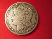 KEY DATE 1899 S MORGAN DOLLAR TAKE A LOOK AT ARE OTHER ITEMS