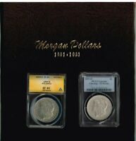 1891 -1921 MORGAN DOLLAR COMPLETE SET -46 SILVER DOLLARS ONLY MISSING 1893S
