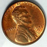 1952-D 1C LINCOLN WHEAT CENT BU 17RR1412-2 70 CENTS SHIPPING