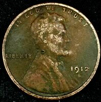 1912-S 1C LINCOLN WHEAT CENT 20ACT1121 70 CENTS SHIPPING