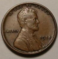 1918 LINCOLN CENT 0226