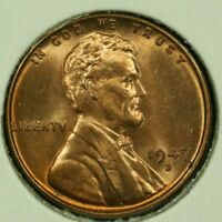 1947-D 1C LINCOLN WHEAT CENT BU 20OR1020 70 CENTS SHIPPING