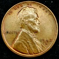 1942-D 1C LINCOLN WHEAT CENT UNC 20RH0129 70 CENTS SHIPPING
