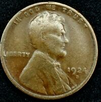 1924-S 1C LINCOLN WHEAT CENT 20LOR1203 70 CENTS SHIPPING