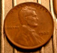 1932-P LINCOLN WHEAT CENT 1C.   5529