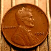1932-P LINCOLN WHEAT CENT 1C.   5527