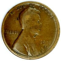 1916-S 1C LINCOLN WHEAT CENT 19LT1114 70 CENTS SHIPPING